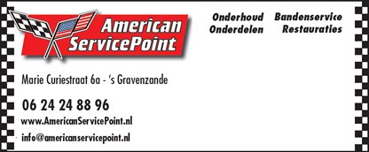 American service point