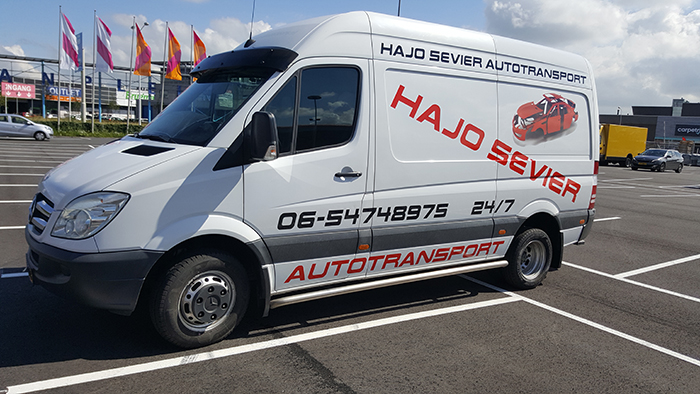 Hajo Sevier Autotransport