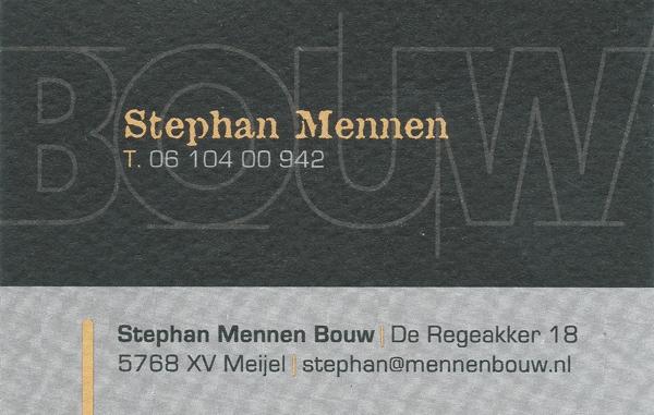 Stephan Mennen Bouw
